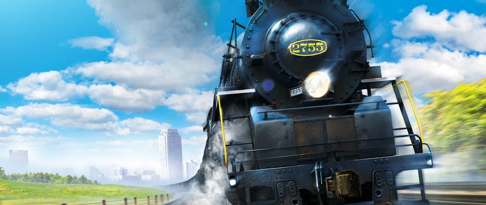 Trainz: A New Era | Deep Silver