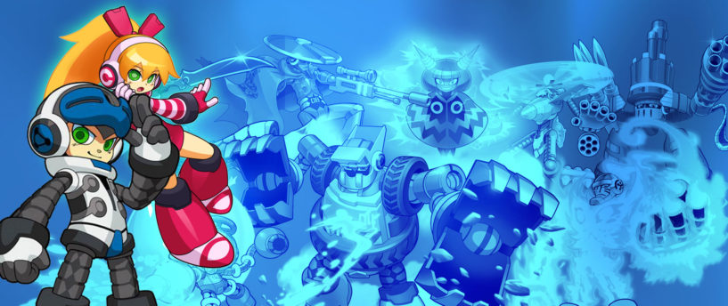 Mighty No. 9 is now available!