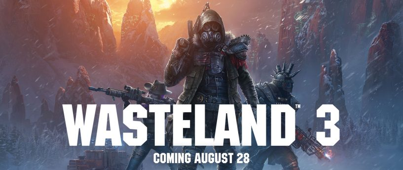 Wasteland 3 Releases today!