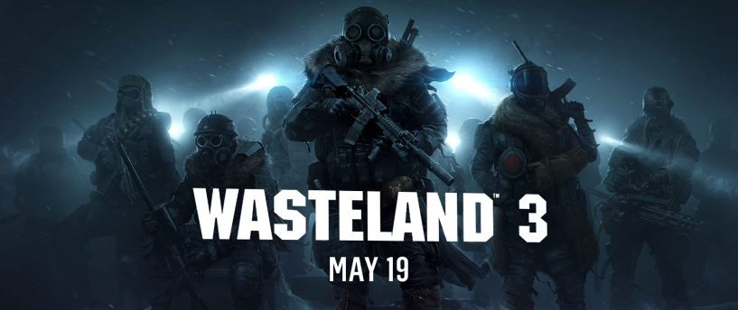 Wasteland™ 3 reveals release date, opens pre-orders and debuts new trailer at X019!