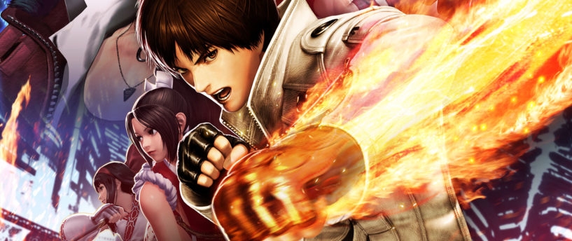 Four new DLC characters for King of Fighters XIV