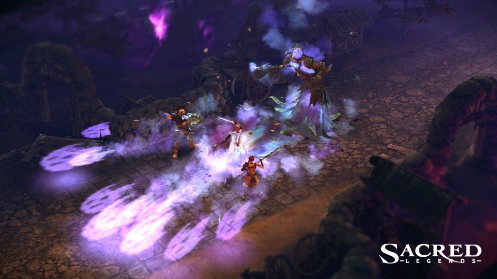 Sacred Legends News 2