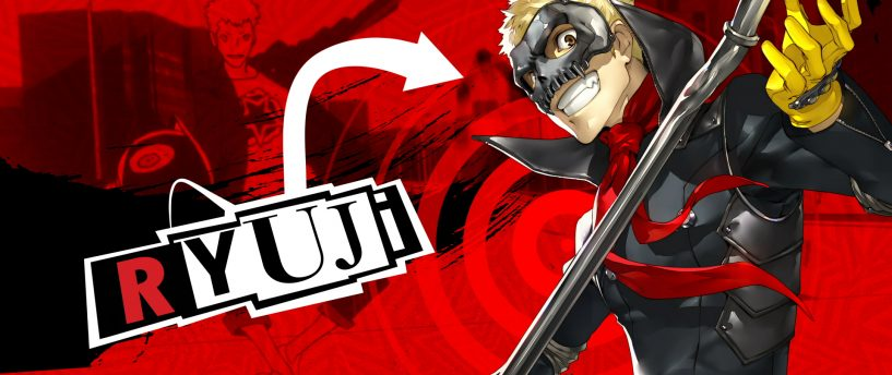 Ryuji Sakamoto Will Always Have Your Back in Persona 5!