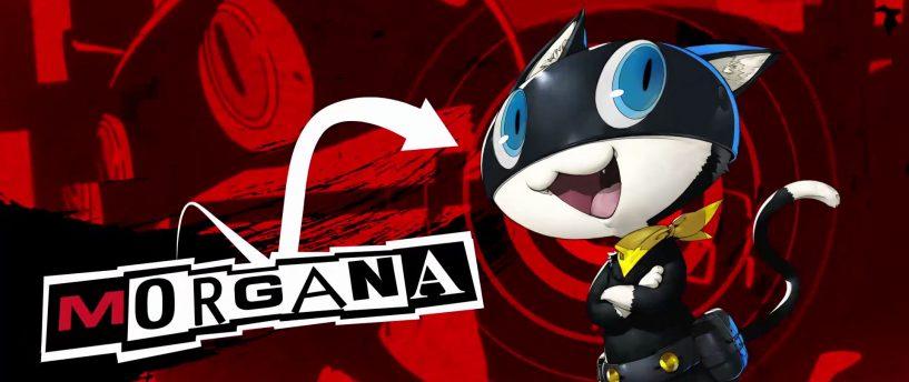 Learn About the Phantom Thieves' Felonious Feline Mascot, Morgana!