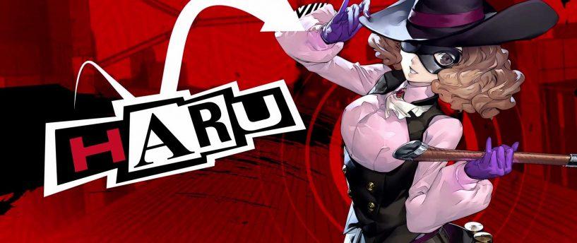 Haru Okumura Wants to Break Free in Persona 5