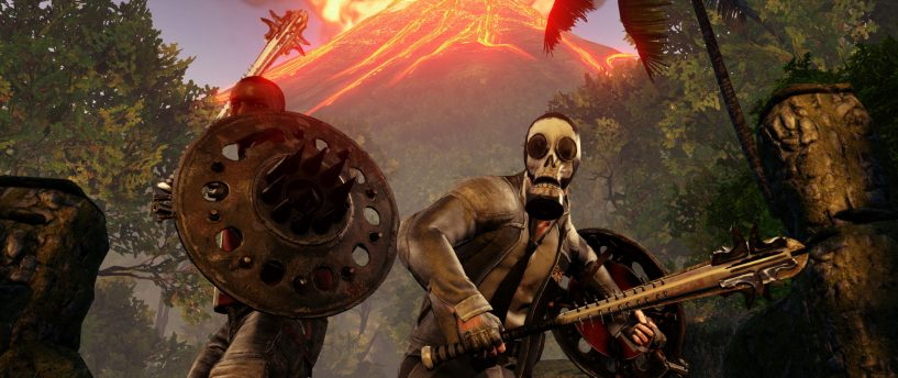 Disponible Tropical Bash primer contenido descargable gratuito para Killing Floor 2