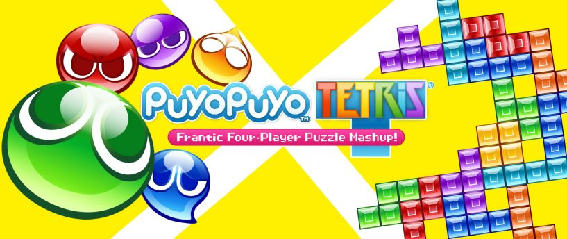 Puyo Puyo Tetris – The Frantic Four-Player Puzzle Mashup