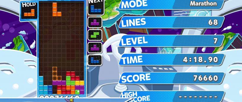 Padroneggia le tecniche base per diventare il migliore in Puyo Puyo Tetris