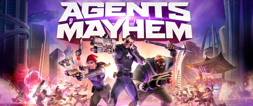 The Agents of MAYHEM return in a blaze of massive crotch fired grenade explosions!
