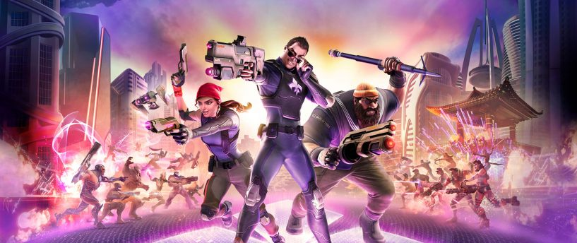 Disponibile il trailer di lancio di Agents of Mayhem