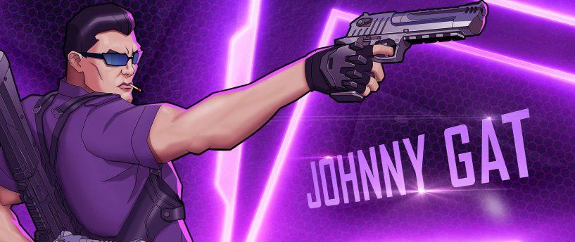 Johnny Gat regresa a Agents of Mayhem