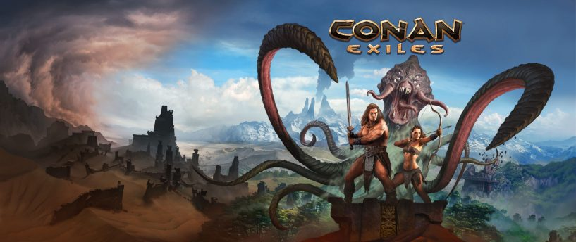 CONAN EXILES OUT TODAY
