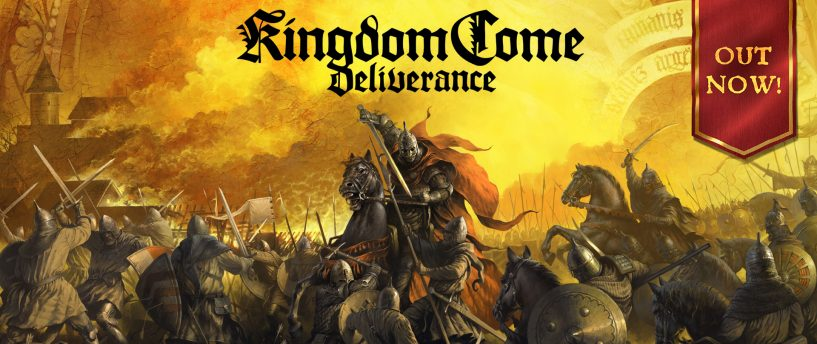 Kingdom Come Deliverance estará en la gamescom 2018