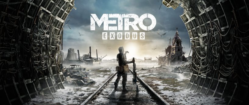 DISCOVER THE INCREDIBLE ARSENAL AT ARTYOM'S DISPOSAL IN THE METRO EXODUS WEAPONS TRAILER