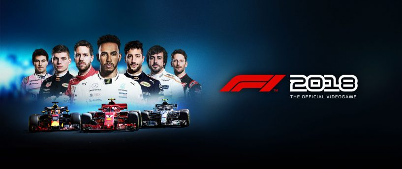FIRST OFFICIAL F1 2018 GAMEPLAY TRAILER