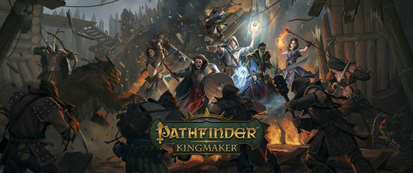 Pathfinder: Kingmaker Release Date and Digital Editions Revealed; Preorder Today!