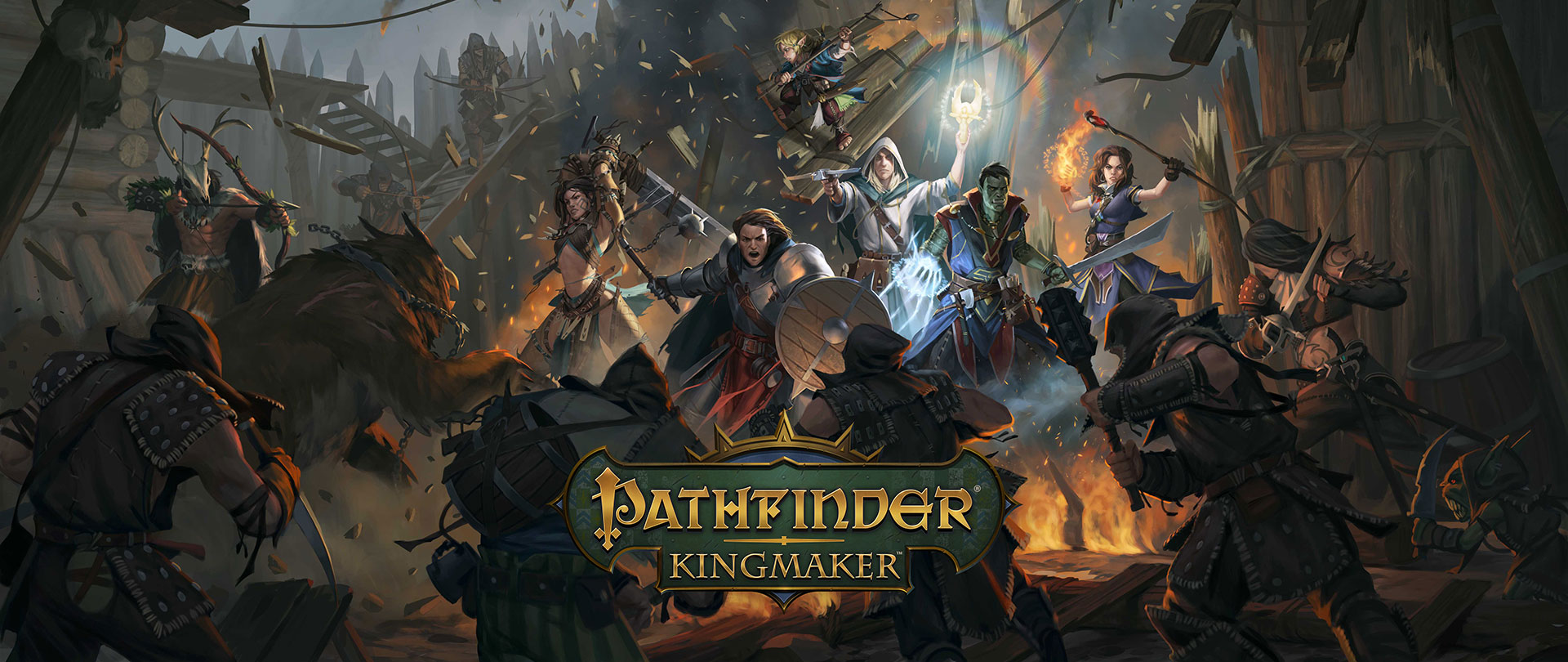 Pathfinder: Kingmaker Release Date and Digital Editions