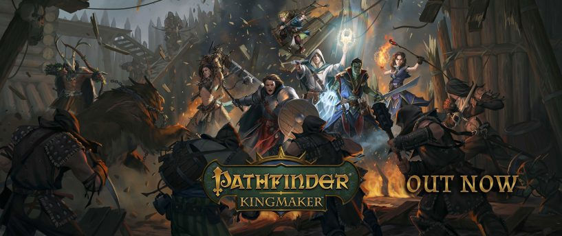 Pathfinder: Kingmaker Official Music Trailer Released