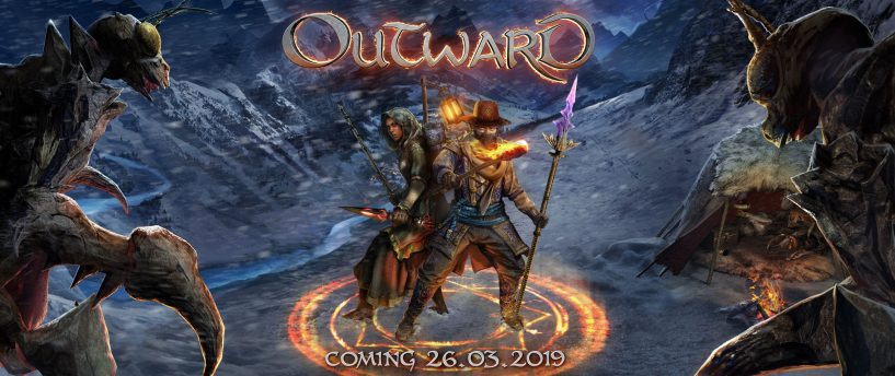 L'RPG OPEN WORLD, 'OUTWARD', IN ARRIVO A MARZO 2019