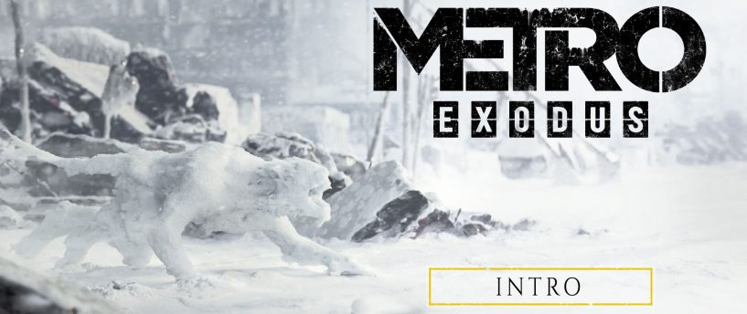 Metro Exodus has gone gold and will now release a week early on 15 february 2019