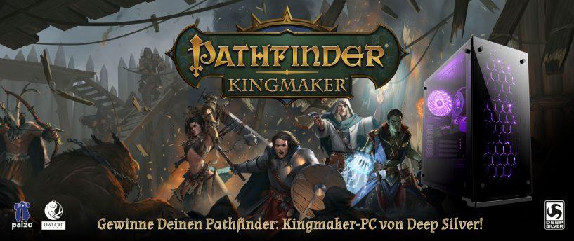 Gewinne Deinen Pathfinder: Kingmaker-PC