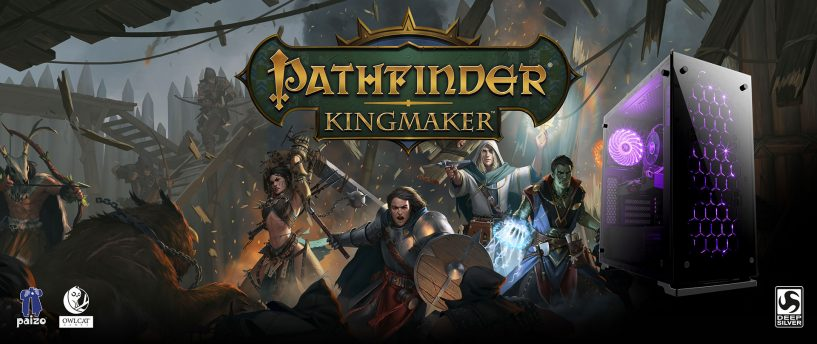 Win a Pathfinder: Kingmaker PC now