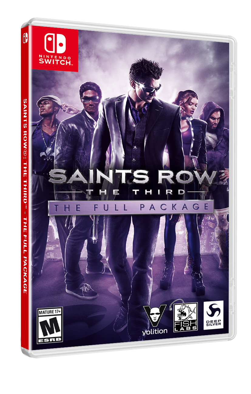 Saints Row: The Third – The Full Package