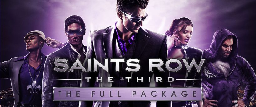 Saints Row: The Third - The-Full-Package-Switch-Trailer