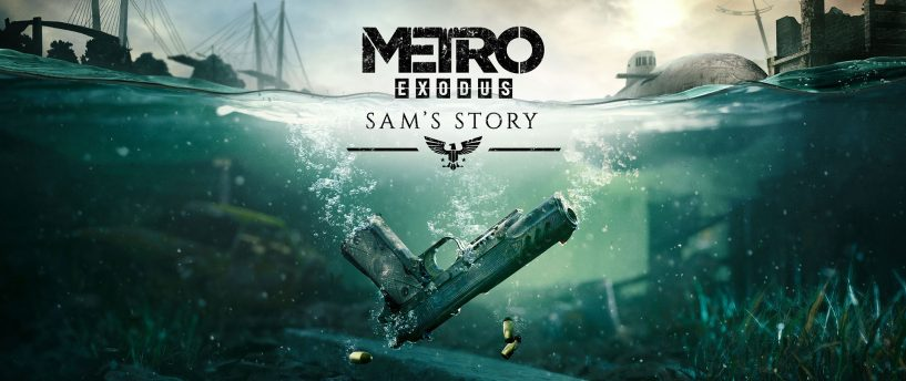 SAM'S STORY OUT NOW