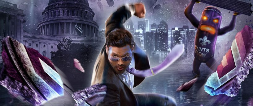 SAINTS ROW IV: RE-ELECTED COMING TO NINTENDO SWITCH™