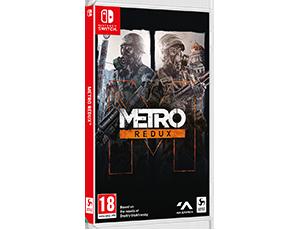 Metro Redux on Nintendo Switch