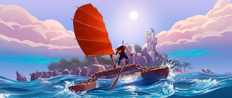 WINDBOUND E' DISPONIBILE: ESPLORA LE FORGOTTEN LANDS