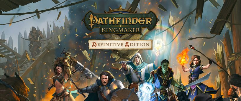 Pathfinder: Kingmaker Definitive Edition coming to consoles!