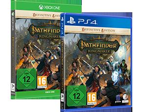 Pathfinder: Kingmaker – Definitive Edition