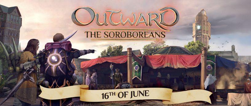"""Le DLC D'OUTWARD """"Les Soroboréens"""" confirme sa date de sortie !"""