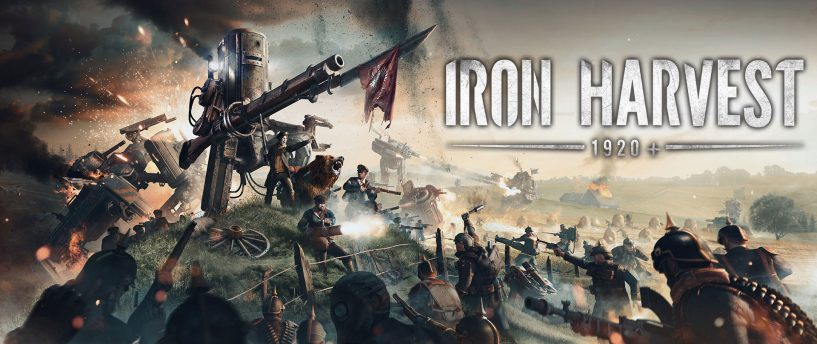 Annunciata la Open Beta (Pre-Season) di Iron Harvest 1920+
