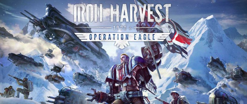 "KING Art Games are happy to announce ""Operation Eagle"" the first Iron Harvest Add-on!"