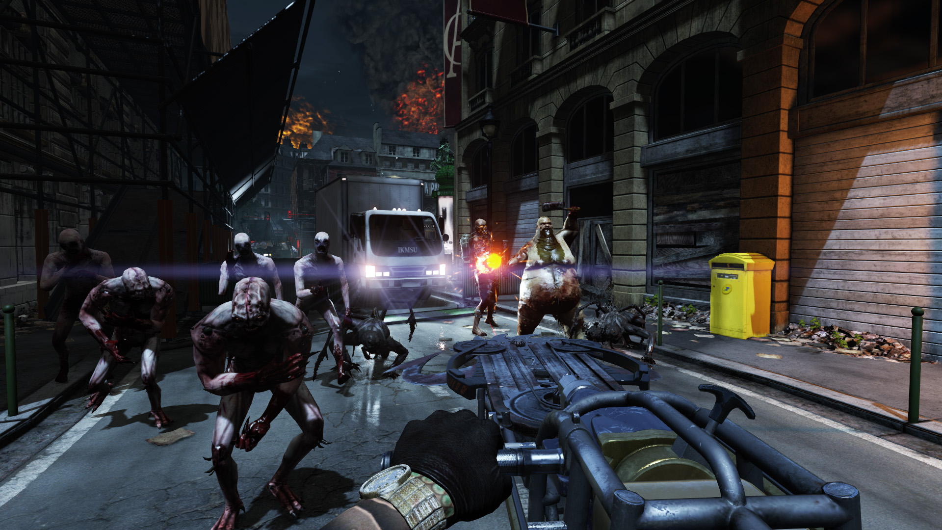 Mayhem massacre 3 - 2 part 4